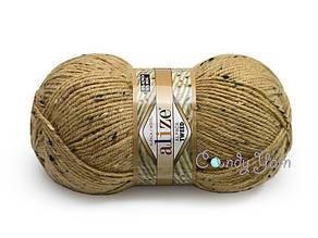 Alize Alpaca Tweed, Светло-бежевый №262