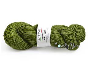 Etrofil Virginia Pasma, Зеленый №022