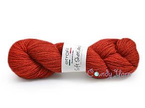 Etrofil Soft shetland, Красный №155