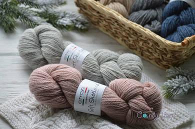 Etrofil «Soft shetland \ Софт Шетланд», Турция (100% шерсть)