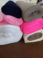 Довязы, манжеты, вязаное полотно