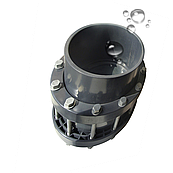 Обратный клапан Era межфланцевый с фланцами 160 мм