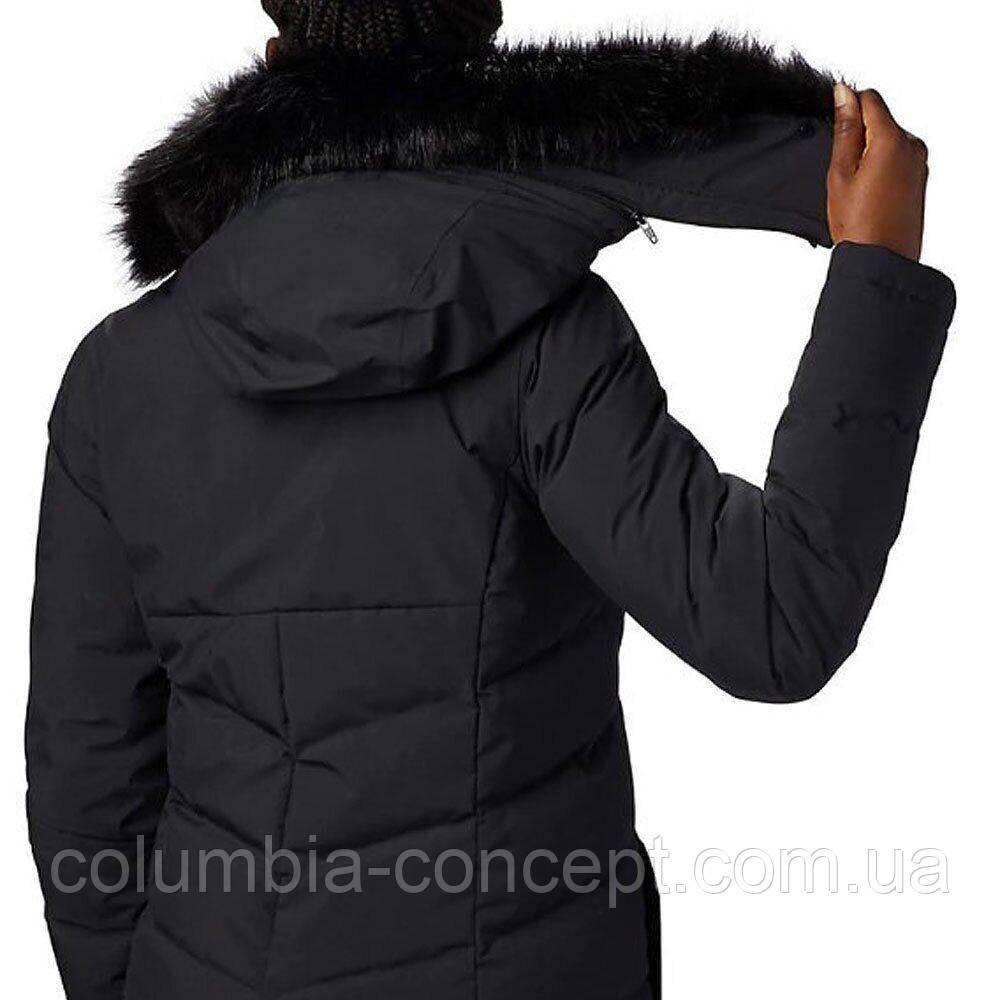Куртка пуховая женская Columbia Hillsdale