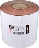 Шлифовальная шкурка на тканевой основе, P180, рулон 200ммx50м Miol F-40-717