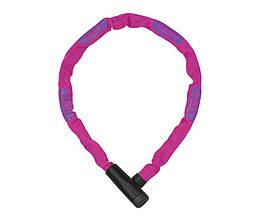 Велозамок ABUS 5805K/75  Steel-O-Chain Pink