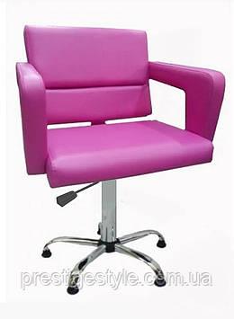 Парикмахерское кресло Фламинго на пневматике