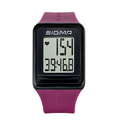 Монітор серцевого ритму Sigma Sport iD.GO Plum