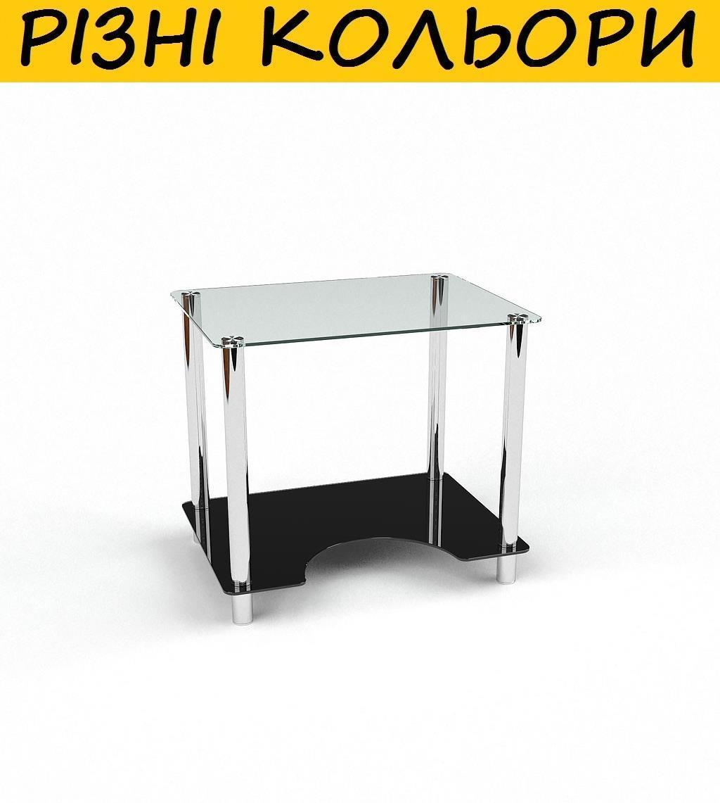 """Стол компьютерный стеклянный """"Колото"""". Цвет и размер можно изменять. Возможна фотопечать и матировка."""