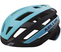 Шолом велосипедний KLS RESULT M-L Blue