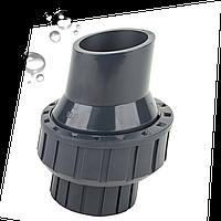 Обратный клапан пружинный ERA, диаметр 40 мм, фото 1