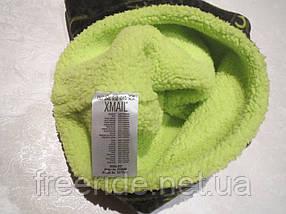Зимний бафф, теплый шарф-труба X-Mail (СТОК), фото 2
