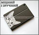 Чорний чохол з малюнком для Xiaomi Mipad 7.9 A0101 (Mi pad 1) смарт обкладинка, фото 4