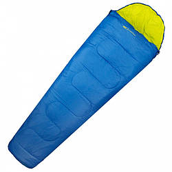 Спальний мішок Martes Penelo Royal Blue - Lime