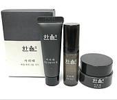 Крем восстанавливающий бальзам в наборе миниатюр люкс HANYUL(Amore Pacific) Seo Ri Tae  10+10+5мл