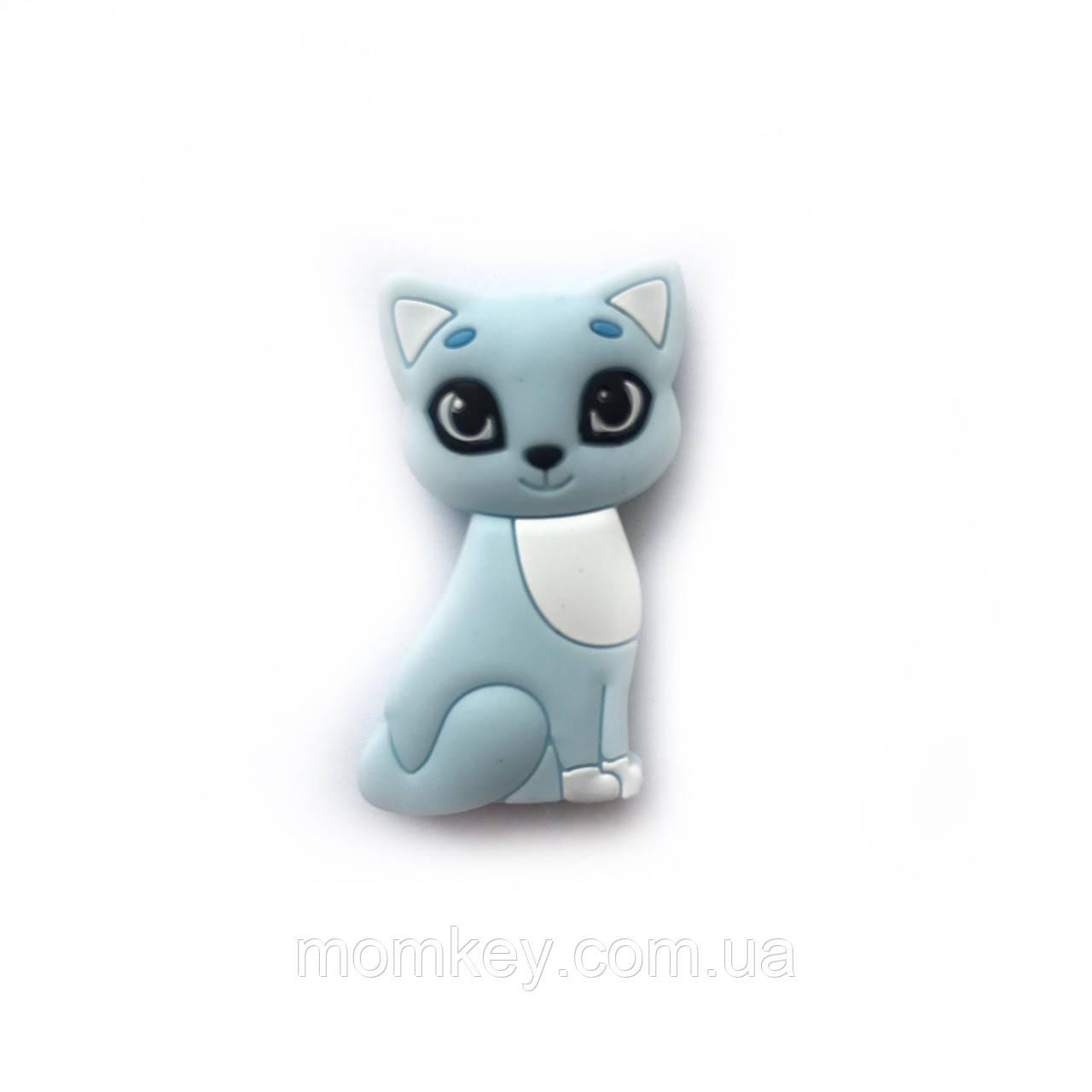 Мини котёнок (голубой)