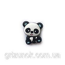 Мини панда (пастельно-голубой)