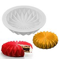 Силиконовая форма для евродесертов Оригами