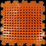 Килимок масажний Пазли Мікс 8 елементів, фото 4