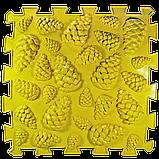 Килимок масажний Пазли Мікс 8 елементів, фото 6
