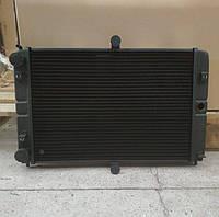 Радиатор охлаждения ВАЗ 2112, 2113, 2114 медный 2-х рядный