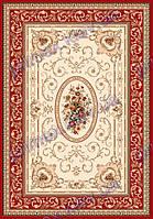Класический низковорсный высокоплотный ковер Balta Kashmar