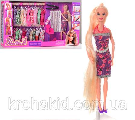 Детская кукла с нарядом и аксессуарами, шарнирная A-Toys 68152, фото 2