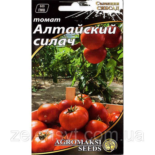 """Насіння томату """"Алтайський силач"""" (0,1 г) від Agromaksi seeds"""