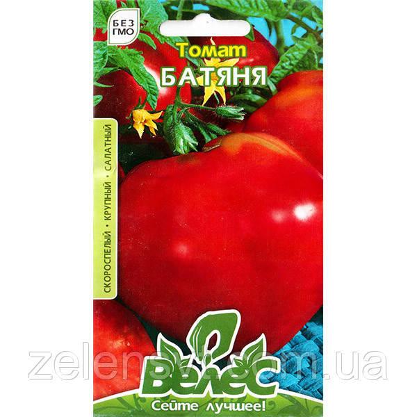 """Насіння томату """"Батяня"""" (0,15 г) від ТМ """"Велес"""""""