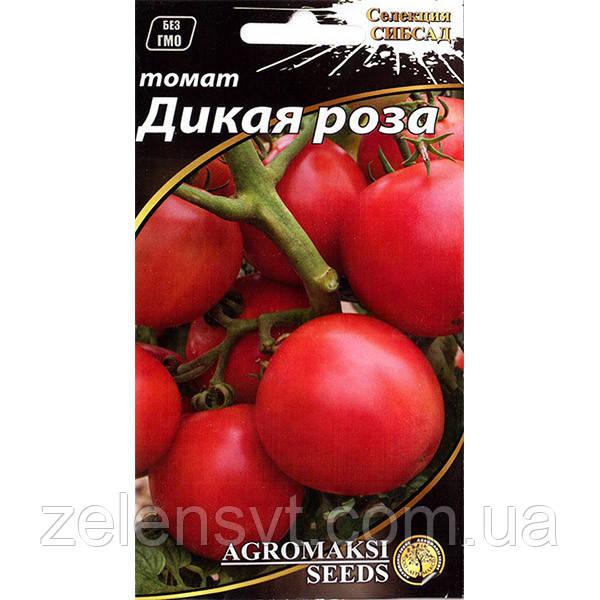 """Насіння томату """"Дика троянда"""" (0,1 г) від Agromaksi seeds"""
