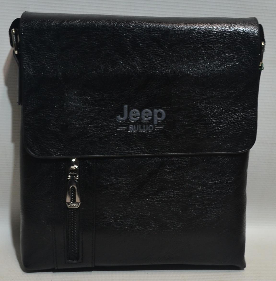 """Сумка из искусственной кожи мужская """"Jeep"""" 1003"""