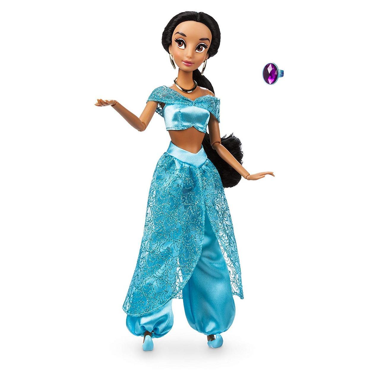 Disney Классическая кукла Принцесса Жасмин с кольцом