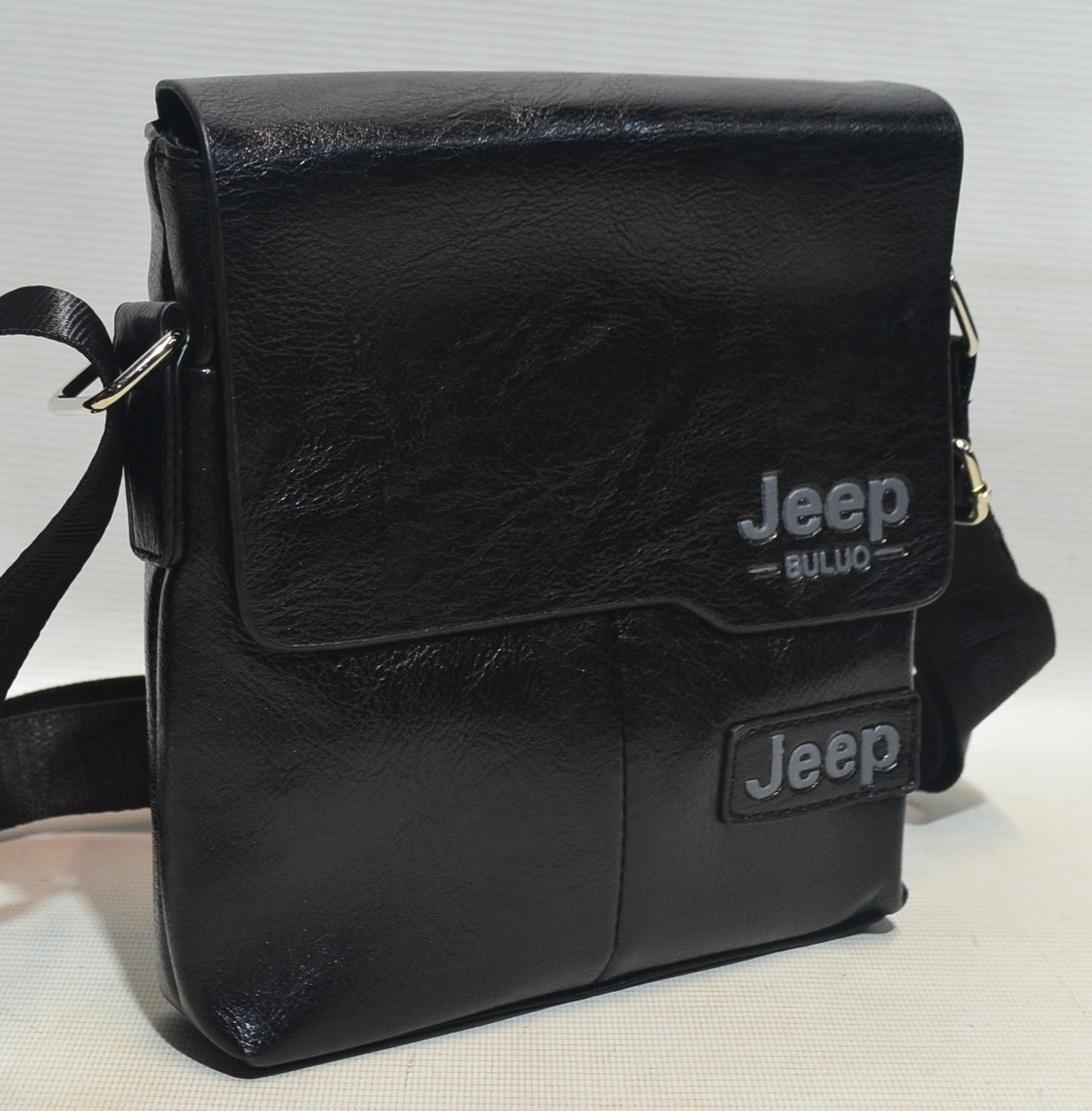 "Сумка-планшет для мужчин из кожзама ""Jeep"" 2005"