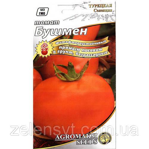 """Насіння томату """"Бушмен"""" (0,4 г) від Agromaksi seeds"""