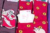 Носки женские новогодние , упаковка 12 пар, фото 2