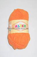 Пряжа Alize Baby, абрикосовая