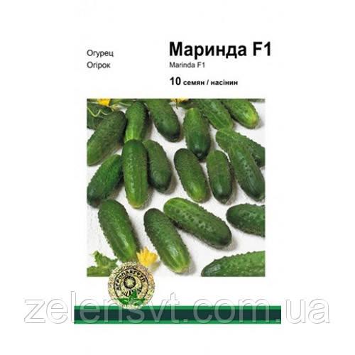 """Насіння огірка """"Марінда"""" F1 (10 насіння) від Seminis"""