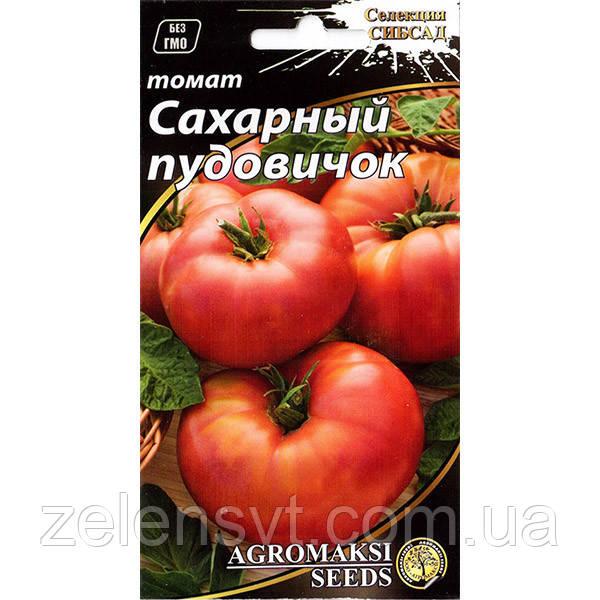 """Насіння томату """"Цукровий пудовічок"""" (0,1 г) від Agromaksi seeds"""