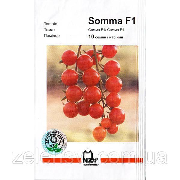"""Насіння томату """"Сомма"""" F1 (10 насіння) від Nunhems"""