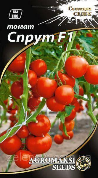 """Насіння томату """"Спрут"""" F1 (0,1 г) від Agromaksi seeds"""