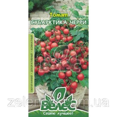 """Насіння томату """"Субарктіке"""" (0,15 г) від ТМ """"Велес"""""""