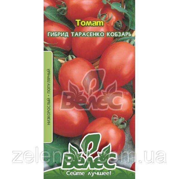 """Насіння томату """"Тарасенко кобзар"""" (0,15 г) від ТМ """"Велес"""""""