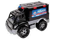 Машинка Полиция Технок в сетке - 219297