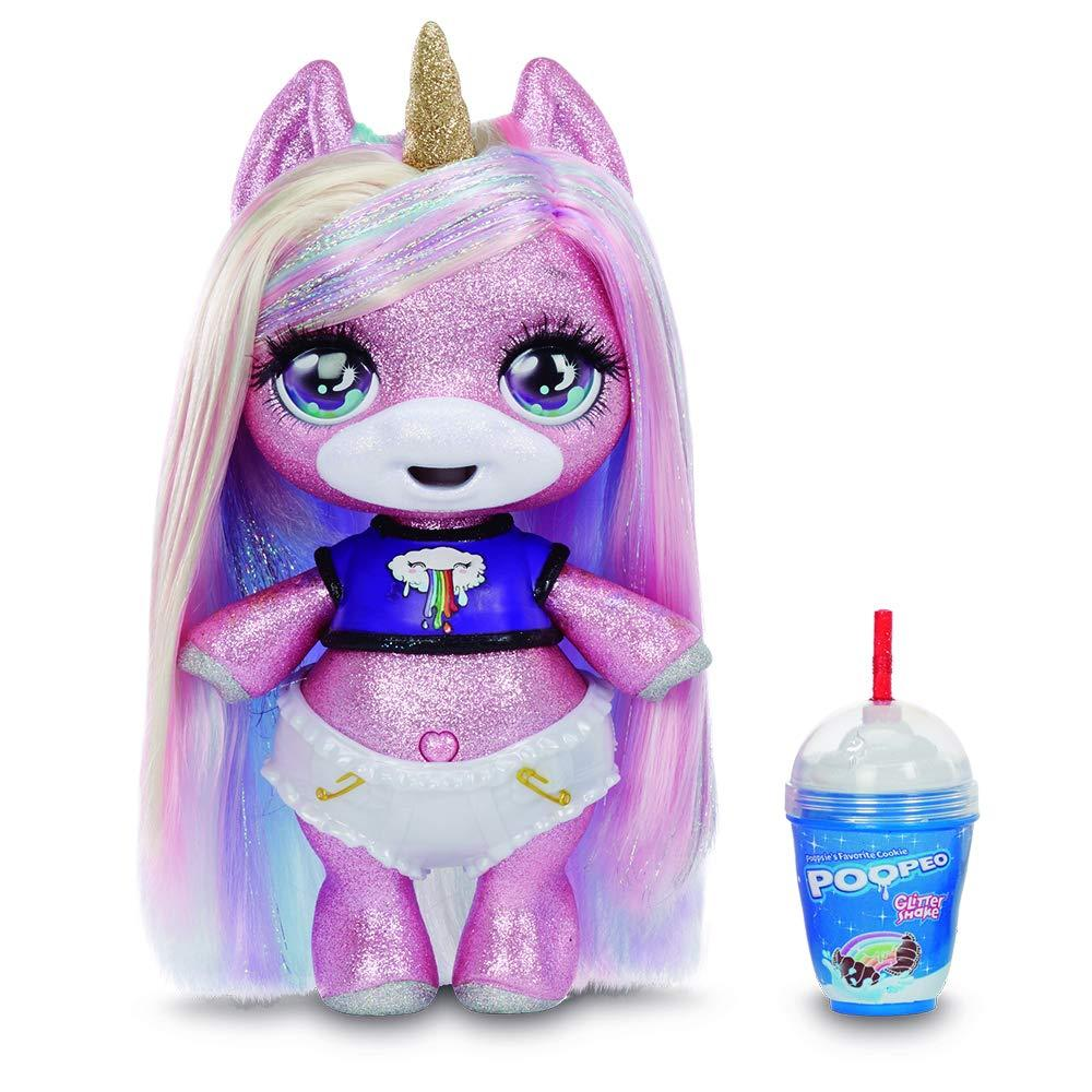 MGA Poopsie Surprise Unicorn Блестящий Единорог со слаймом и сюрпризами Пупси 561132