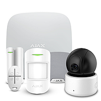 Комплект сигнализации Ajax StarterKit + HomeSiren + Wi-Fi камера 2MP-D