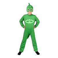 Детский карнавальный костюм Гекко Герои в масках, фото 1