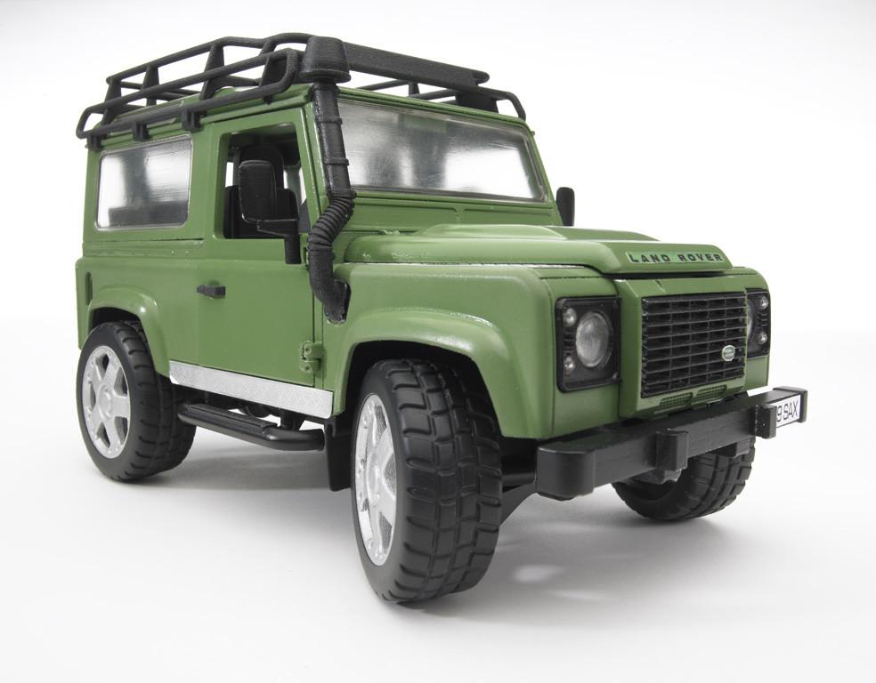 Игрушка - машинка Bruder  джип  Land Rover Defender-М1:16-02590