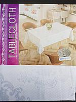 Скатерть для стола тефлоновая 152х220см., фото 1
