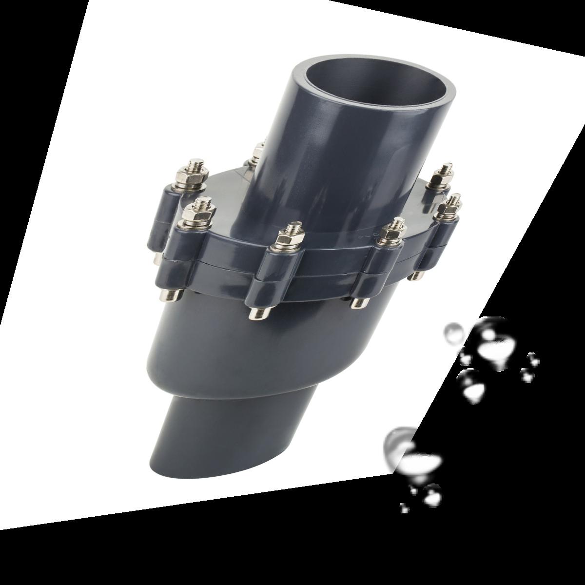 Обратный клапан поворотный ERA, диаметр 50 мм. USV01