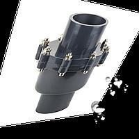 Обратный клапан поворотный ERA, диаметр 50 мм. USV01, фото 1