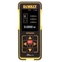 Дальномер лазерный DeWALT, до 50м, класс лазера 2, класс защиты IP54, кол-во лучей 1, Bluetooth, шт